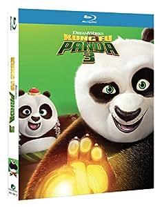 Kung Fu Panda 3 (Blu Ray)