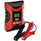 Einhell Batterieladegerät CC-BC 6 M bis 150 Ah (6V/12V, mikroprozessorgesteuertes Allround-Ladegerät)