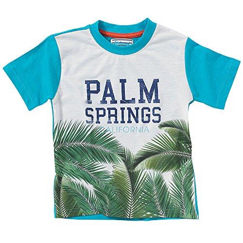 Miami Beach Boys Outerwear Jungen T-Shirt, Grün
