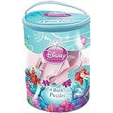 Disney Princess Ariel - Puzzle para baño