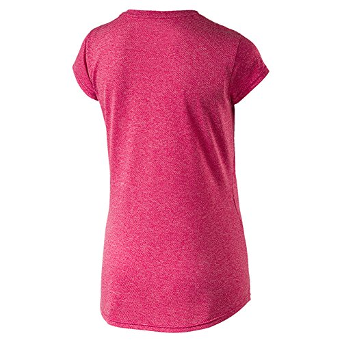 Puma Active ESS No. 1Thé W T-shirt BRIGHT ROSE Heather