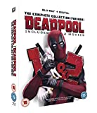 Deadpool Double Pack [Blu-ray]