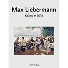 Max Liebermann 2018: Kunst-Einsteckkalender