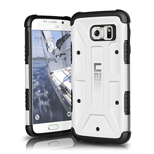 Urban Armor Gear Case For Samsung Galaxy S6 (WHITE)  available at amazon for Rs.1499