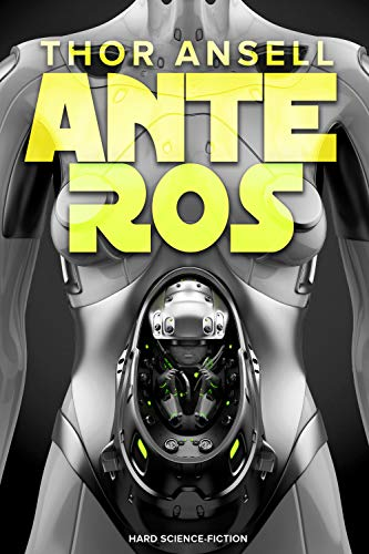 Buchcover Anteros: Science-Fiction Thriller (Poseidon 4)