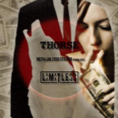 Meth Lab Zoso Sticker (Limitless Radio Remix)