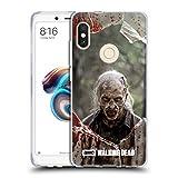Offizielle AMC The Walking Dead Böse Spaziergänger Soft Gel Hülle für Xiaomi Redmi Note 5 Pro