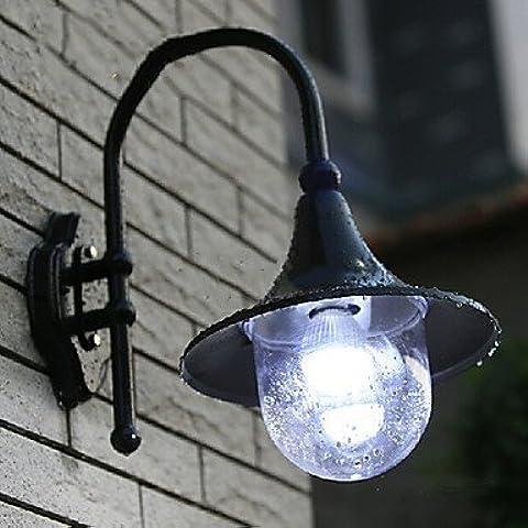 ASNSWDC® luce esterna 1 luce della novità impermeabile forma di