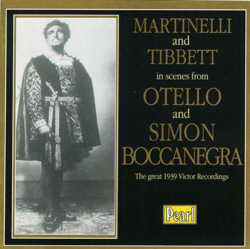 Otello/Simon Boccanegra-Scenes [Import anglais]