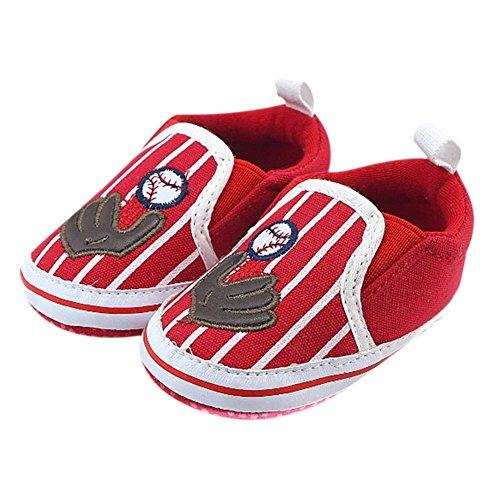 Monate Baby Sneaker Kind Sohle Schuhe Lauflernschuhe Junge ~ 0 Skid Canvas Mädchen Weiche 18 Krippeschuhe B Hankyky Kleinkind Anti TFdwnqFz
