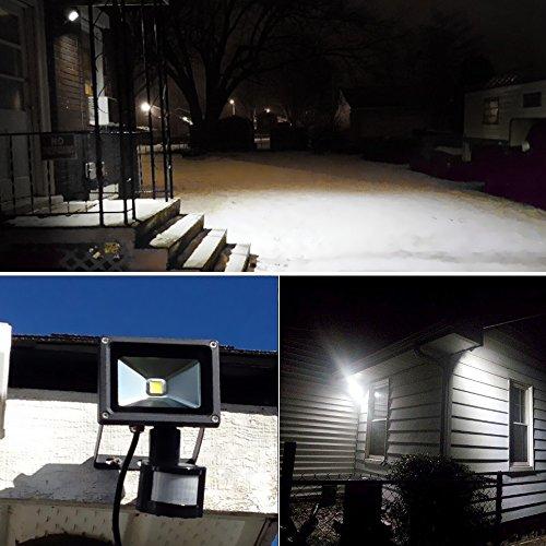 Le led motion sensor flood light 10w outdoor led floodlights le led motion sensor flood light aloadofball Gallery