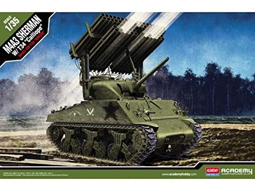 Neu Italeri 225-1//35 US Kampfpanzer Sherman M4A1