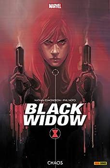 Black Widow Vol. 3: Chaos (Black Widow (2014-2015))