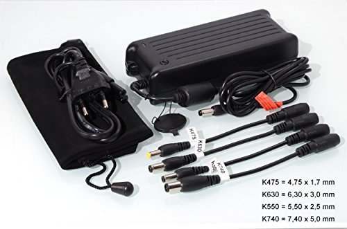 90W Universal Netzteil für Toshiba Satellite L40-12K 19V 4,74A 90W inkl. Stromkabel...