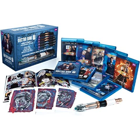 Doctor Who Complete Series 1-7
