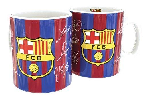 F.C. Barcelona - Taza firmas 2014/2015