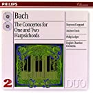 Bach, J.S.: The Concertos for One and Two Harpsichords (2 CDs)
