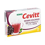 Hermes Cevitt Heisser Holunder Granulat Beutel, 14 St.