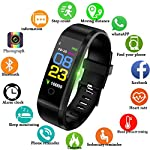 LIGE Fitness Tracker Activity Tracker With Step Counter Watch And Sleep Monitor IP67 Waterproof Fitness Wristband As Calorie Counter Pedometer Watch For Kids Women Men