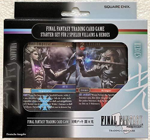 Final Fantasy TCG - Versus Decks Heroes & Villains (dt)