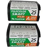 20-Rolls Fuji APS Film ISO 200-25 Expositions Film Fujicolor Smart All-around Professionnel Couleur Négative Fujifilm Marché approprié Photographie Mode Travail et Utilisation Commerciale