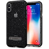 [Sponsored]Spigen Crystal Hybrid Case For IPhone X (2017) - Space Quartz 057CS22148