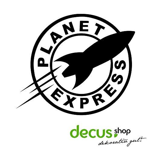 futurama-planet-express-pegatinas-dub-oem-jdm-style-pegatinas