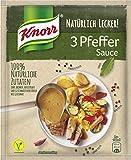 Knorr Natürlich Lecker 3 Pfeffer Soße