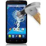 BeCool® - Protector de Pantalla Cristal Vidrio Templado Premium para Haier L52, protege y se adapta a la perfección a tu Smartphone , Ultra Resistente contra Arañazos y golpes, Dureza 9H