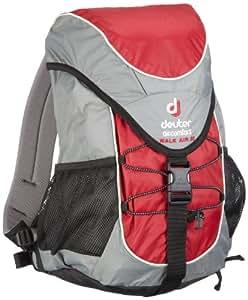 deuter walk air rucksack 45 x 30 x 20 20 litres multi coloured cranberry ash size 45 x 30 x 20. Black Bedroom Furniture Sets. Home Design Ideas