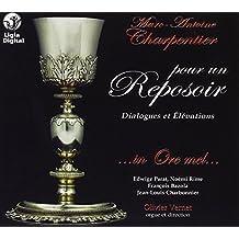 Pour Un Reposoir : Vernet Olivier -CD Album