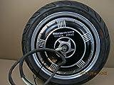 Kreidler 13 Zoll Hinterrad mit Reifen und Nabenmotor für Hiker, Florett RS 50