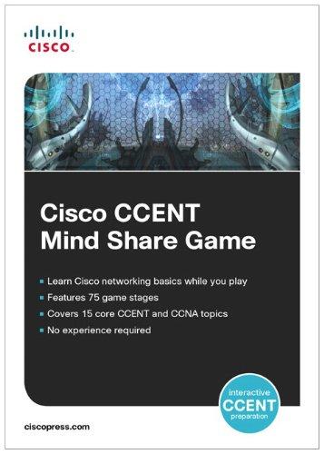 Cisco CCENT Mind Share Game por Cisco Systems  Inc.