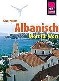 Kauderwelsch, Albanisch Wort für Wort - Axel Jaenicke, Christiane Jaenicke