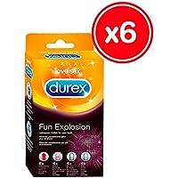 Durex Love Sex Fun Explosion Latex Kondom–108Stück preisvergleich bei billige-tabletten.eu