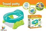 Toys Bhoomi Travel Potty cum Toilet Trai...
