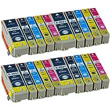 20 Compatible Ink Cartridges for Epson 26XL Expression Premium Printer XP-510 XP-600 XP-605 XP-610 XP-615 XP-700 XP-800
