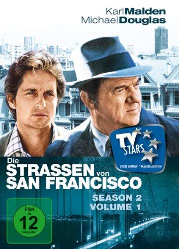 Die Straßen von San Francisco - Season 2, Volume 1 [3 DVDs]