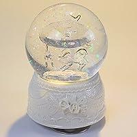 JinRou casa moderna decorazione sfera di cristallo Music Box Creative regalo di compleanno forniture di nozze