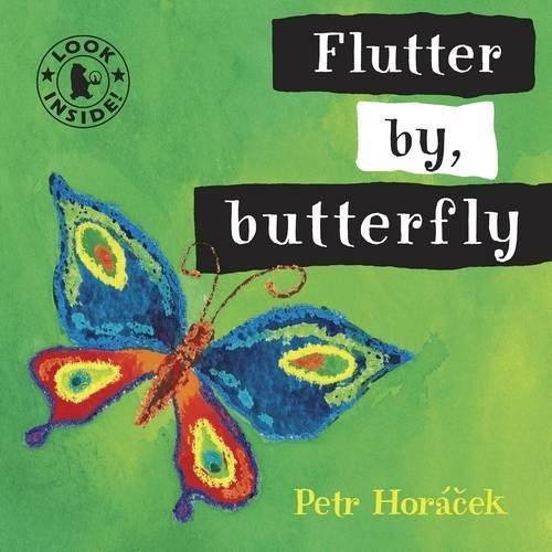 Flutter By, Butterfly (Look Inside) thumbnail