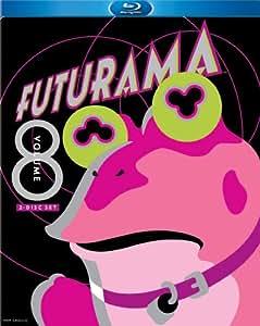 Futurama 8 [Blu-ray] [US Import]