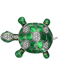 Buckle Reptil - Schildkröte - Bling - Turtle - Gürtelschnalle