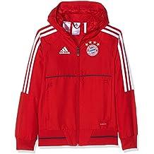 adidas FCB Pre Jkt Y Chaqueta con diseño FC Bayern De Múnich d96ad9ea40a