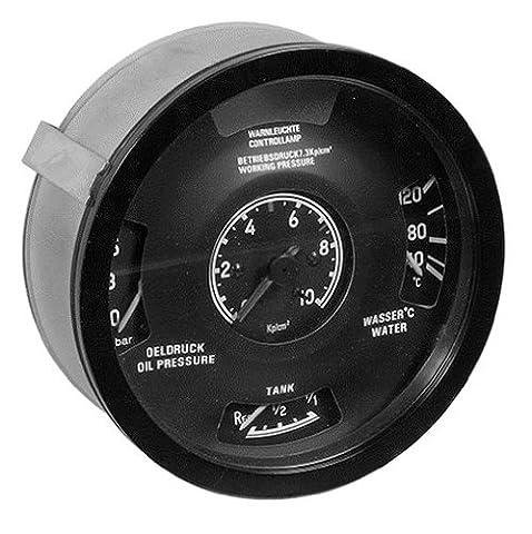 febi bilstein 35881 Kombi-Instrument für Temperatur / Tank