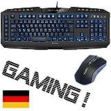 Eurosell - Gaming Maus + Tastatur