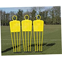 """DON LAST MAN STANDS Football Mannequin 5ft 11"""" Football Mannequin Free Kick Dummy Dummies Pack of 3"""