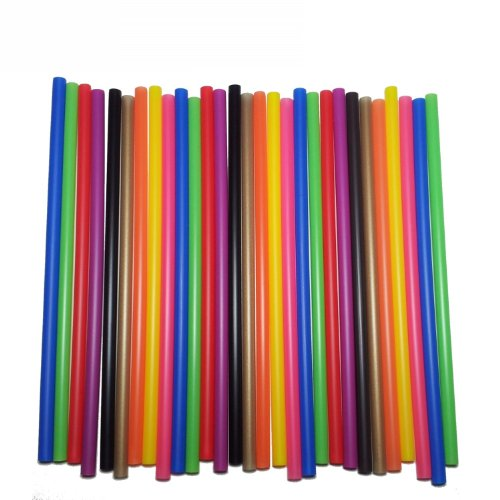 yagma Farbige Cake Pops - Lollipop Sticks 11,5 x 0,4 cm - farbmix (25 Stück)