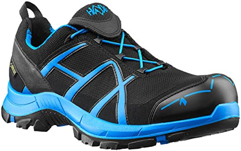 Haix - Calzado de protección para hombre, color negro, talla 40 EU / 6.5 UK