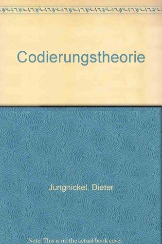 Codierungstheorie