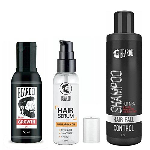 BEARDO Complete Hair Fall Control Kit